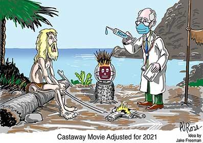 Cast Away in '21
